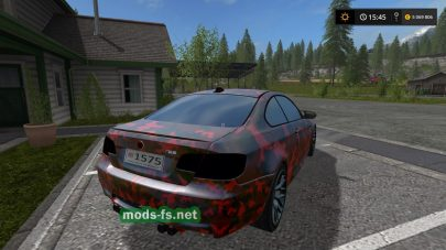 mods BMW M3