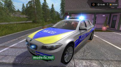 Полицейский автомобиль для FS 2017