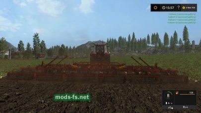 КПМ-10 для Farming Simulator 2017