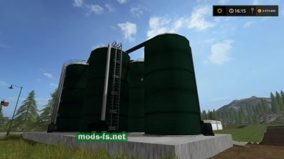 «Feed Silo» для Farming Simulator 2017