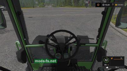 FENDT 380 GTA для Farming Simulator 2017
