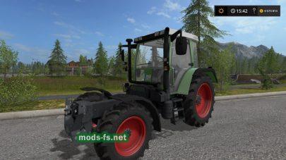 Мод трактора FENDT 380 GTA