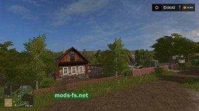 «Петровка» v2.2.0.1 для Farming Simulator 2017