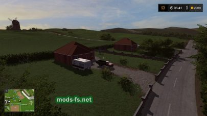 Sandy Bay Farming Simulator 17