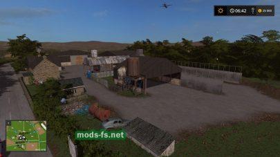 Ферма на карте Sandy Bay