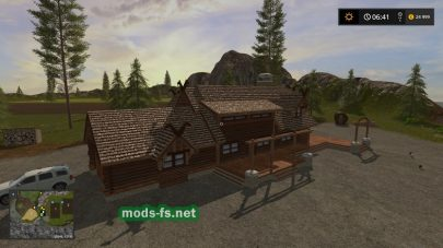 Small Wood для FS 17