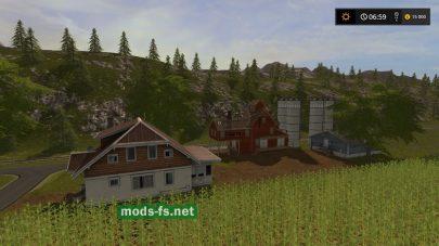 Woodshire mods FS