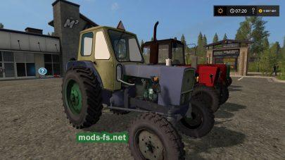 Два советских трактора для FS 2017