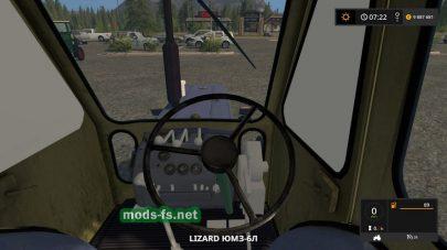 Мод трактора ЮМЗ-6КЛ для FS 2017