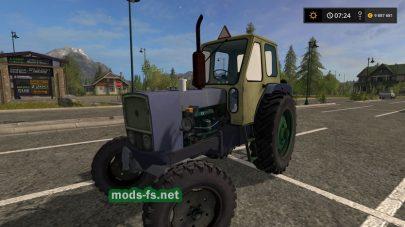 ЮМЗ-6КЛ для Farming Simulator 2017