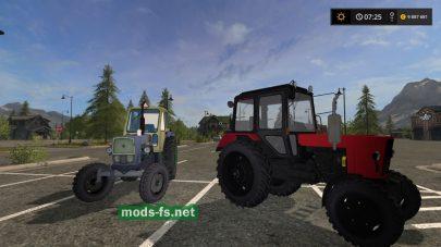 Мод трактора МТЗ-81.1