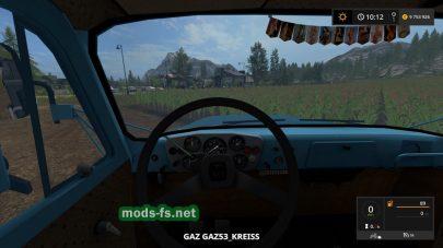 gaz 53 mods