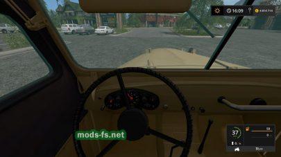 ГАЗ-69 для Farming Simulator 2017