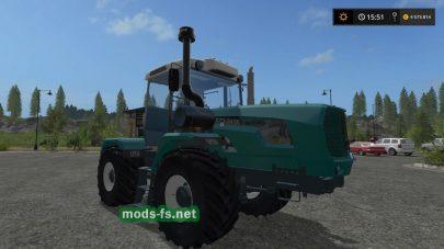 Пак тракторов ХТЗ для Simulator 2017
