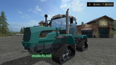 XTZ 243K mods