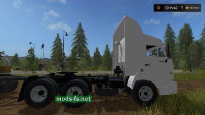 kamaz-54115 mods