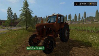 Мод МТЗ-52 для Farming Simulator 2017