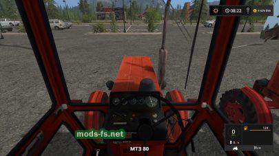 mtz-80 mods FS 17