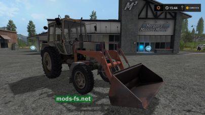 МТЗ 82 FL mods