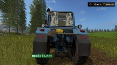 Тюнинг версия трактора МТЗ-82 для Farming Simulator 2017