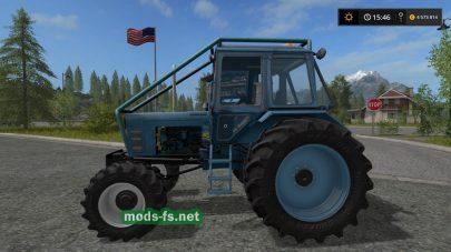 Мод трактора МТЗ 82 для Farming Simulator 2017