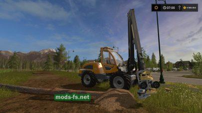 Sawdust для FS 17
