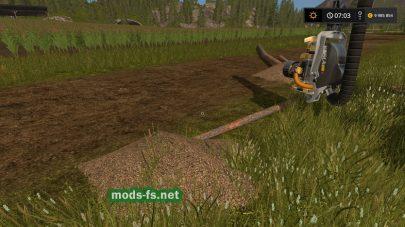Скриншот мода Sawdust