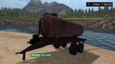 Мод «ROU BOCKA» для Farming Simulator 2017