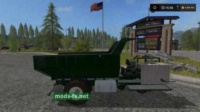 Мод небольшого грузовика SF TIPPER