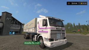 Scania 113H для Farming Simulator 2017