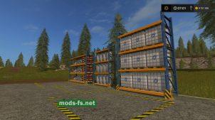 Мод на Refill Storage Rack
