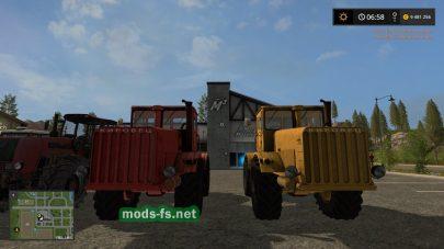 К-700 «Горбатый» для Farming Simulator 2017