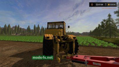 k-700 mods FS 17
