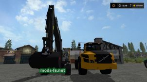 Volvo EC300E Excavator