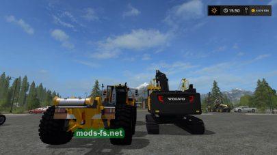 A40 Truck для Farming Simulator 2017