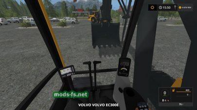 Volvo EC300E Excavator & A40 Truck