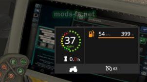 Мод Better Fuel Usage для FS 2017