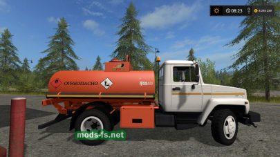 GAZ 3309 ATZ4 9