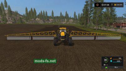 Rogator 1300 для Farming Simulator 2017