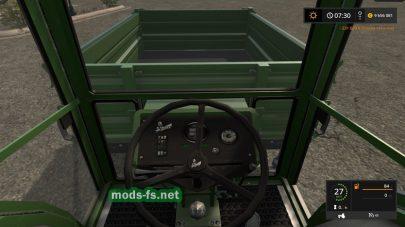 FENDT GT255 mods