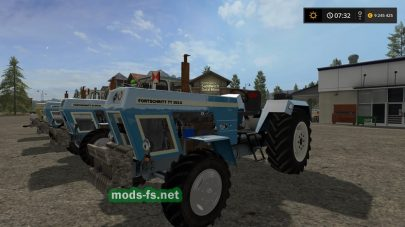 Мод Fortschritt ZT 300-GB And ZT 303