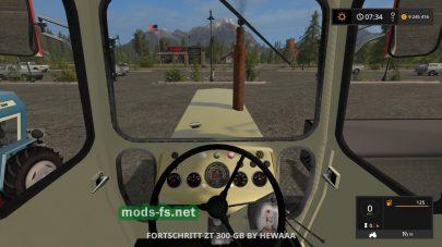 Пак тракторов ZT 300 и ZT 303-D