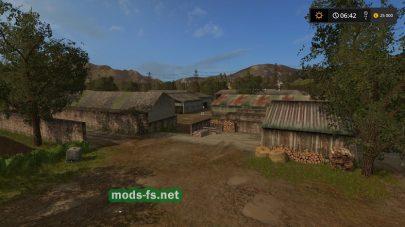 «The Old Stream Farm» для Farming Simulator 2017