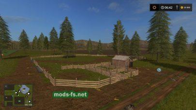 Ферма на карте Small Town USA