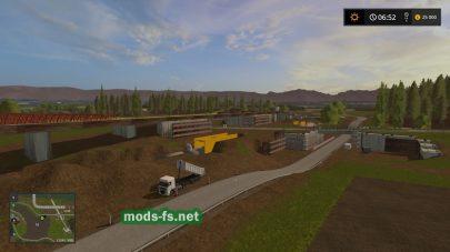 Строительство в Farming Simulator 2017
