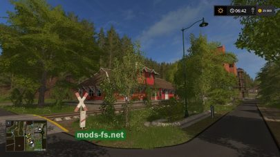 Карта «Nicolonia» для Farming Simulator 2017