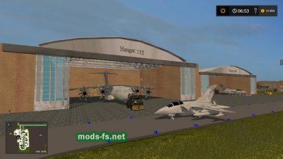 Аэропорт в игре FS 17