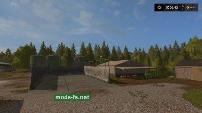 Мод карты FarmTown для FS 17