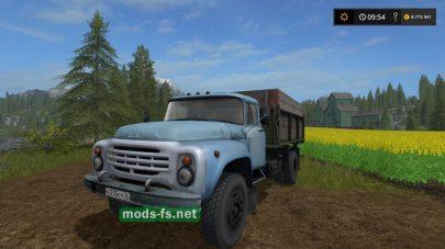 ZIL130 IC mods FS 17