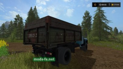 ЗиЛ-130 для Farming Simulator 2017